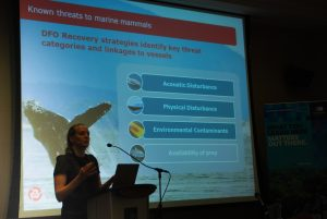 Melanie Knight of Port Metro Vancouver